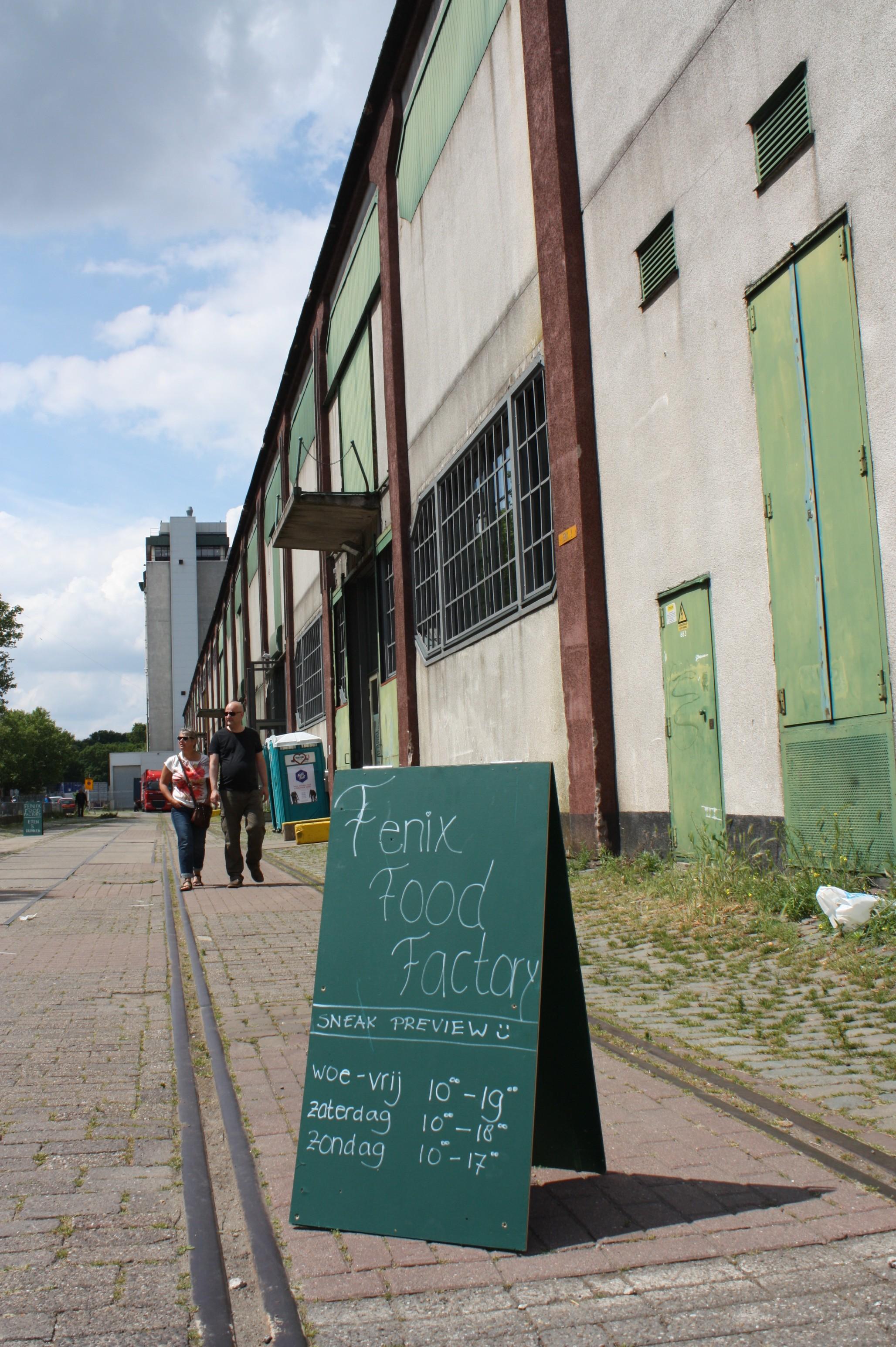 Fenix Food Factory foto: J. Spoelman