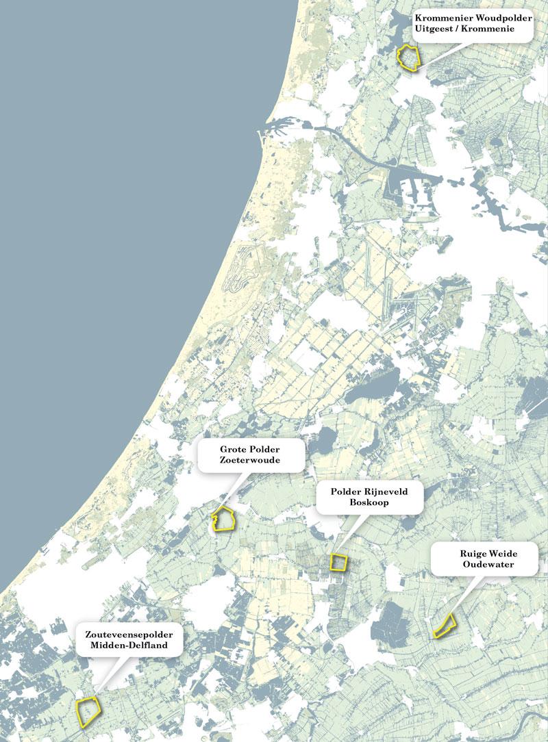 Veenweidegebieden van de Deltametropool