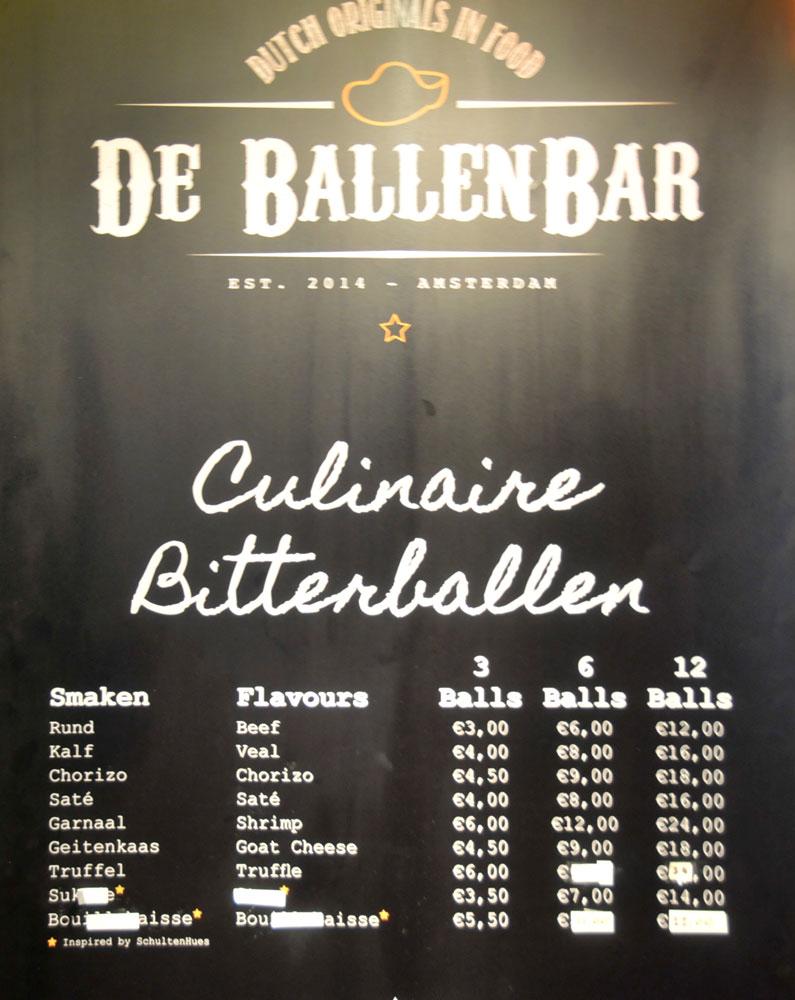 'Gourmetizering' – nu ook in Nederland