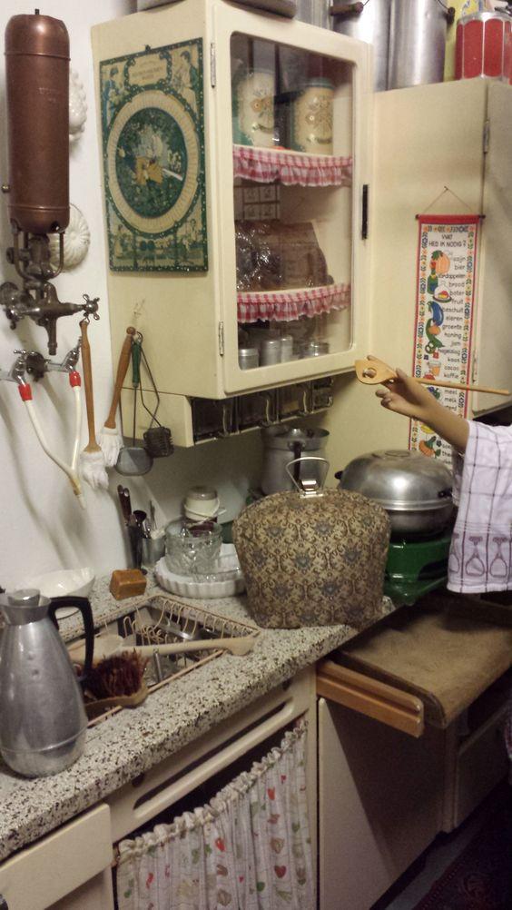Bruynzeel - Piet Zwart keuken jaren 30