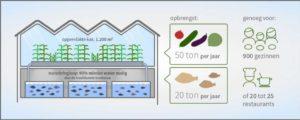 Aquaponics systeem urban farmers ( bron: www.duurzaambedrijfsleven.nl)